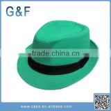 Hot Sale Cheap Felt Fedora Hat With Custom Logo                                                                         Quality Choice