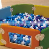 KAIQI classic Kids Plastic Toys Series KQ50144B balls pool toy children China playground equipment