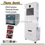 Portable smart used photobooth for wedding/event pipe _ drape