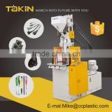 high quality power cord making vertical injection machine with low price in China factory