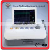 SY-C010 7 inch automatic fetal movement detection Fetal Monitor Machine