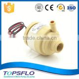 12V Brushless DC mini silent temp control Boiling Water Heater Immersion pump