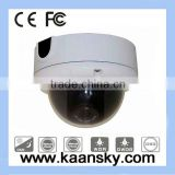 Night Vision Metal Housing IR Dome Camera