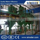 Good sale oil refinery/palm oil refinery / crude coconut oil refinery for sunflolwer, sesame, soybean,