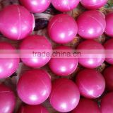 essential perfume ball shaped paraffin wax oil candles