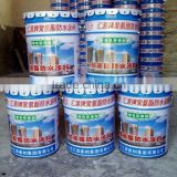 Spray polyurea waterproofing coating