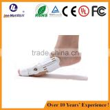 Wholesale new deisgn hot sale hook and loop plastic foot drop splint