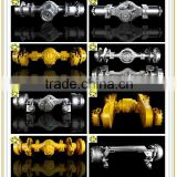 Construction machinery Trailer Axle manufacture trailer axle spare parts truck axle spare parts