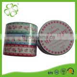 High Quality Printed Packing Tape Cartoon Printing Cute Gift