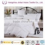 70% white duck down comforter/white duck down and feather duvet/white duck feather comforter