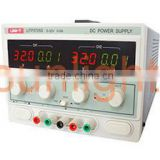 Two Channel DC Power Supplier, DC Voltage and Current Supply Meter, 0-32V/0-5A, UTP3705S