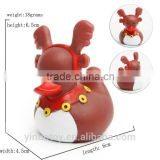 Children Christmas gifts hot cheapset favourite inflatable rubber duck PVC