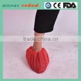 Plastic/Polyethylene/Poly/HDPE/LDPE/CPE/PP+PE/PE Disposable Shoe Cover for Medical & Surgical Sectors