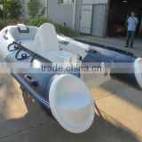New RIB boat RIB360 with F15HP outboards - Sail manufacturer
