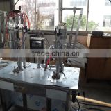 shaving gel aerosol filling machine