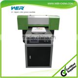 Popular A1 WER EP7880T digital printer for t-shirt printing machine, newest model DTG A1 t-shirt printer hot sale
