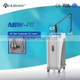 Skin Regeneration Stretch Mark Removal Hottest Sale !!!! Co2 Laser Remove Neoplasms 0.1-2.6mm Fractional Equipo Fractional Co2 Laser Acne Scar Removal Machine