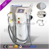 Face Lifting Multifunctional Beauty Equipment 3 Vertical In1 Laser Machine / Ipl+rf+laser Machine
