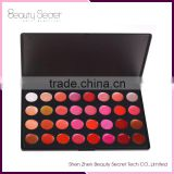 liquid lipstick container wholesale,lipgloss palette kit with 32 colors
