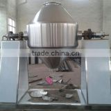 Double cone rotating vacuum dryer with good price for sale