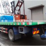 New Design towing truck China recovery vehicle sale in India