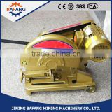 Used railroad track hand abrasive wheel cutting machine