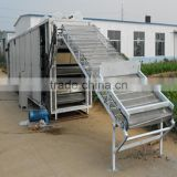 stainless steel hot sell dried turmeric microwave drying blanching machine,turmeric power dryer sterilization machine