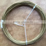 PU foam cutting wire abraive wire band knife blade