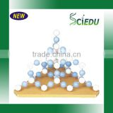 SiO2 Chemistry Teaching Aids Molecular Model