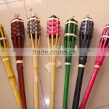 out door &garden decoration bamboo torch