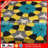 hi-ana fabric1 15 years factory experience Decorative holland wax fabric