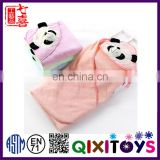 New design eco-friendly safe hooded baby towel