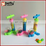 Bulk colorful balloon set toy with candy