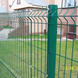 powder coated wire mesh fence Nylofr 3D fencing for residential