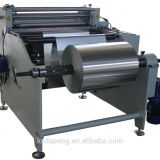 automatic Aluminum foil roll to sheet cutting machine 800mm