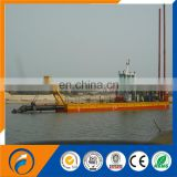 250KW cutter suction dredger