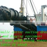 "24""Hydraulic Sand Digging Barge for Sale"
