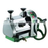 stainless steel manual sweet cane press/ sugar cane machine