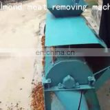 Automatic Fresh walnut Seed Remover Pit Machine