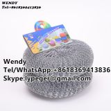 Strong cleaning capacity kitchen cleaning mesh scourer