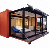 Customized 20ft 40ft expandable shipping container house for sale
