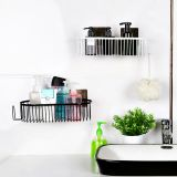 Space Saver Wall Mounted Shelf Organizer Spice Display Holder Kitchen Wall Shelf