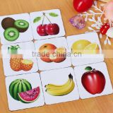 fruit type fridge magnet sets for sale, good qulaity kitchen refrigerator sticker