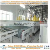 Good Quality 1650*3250mm Man-made Quartz Slab Pressing Machinery/Man-made Stone Manufacturing Equipment