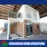 2015 new year best selling cheap modern prefab china prefabricated homes, wood prefabricated houses and villas