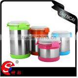 stainless steel kitchen canister sets/ tea coffee sugar container jar/storage canister