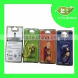 New Packing Hanging Car Perfume With Wooden Cap                                                                         Quality Choice