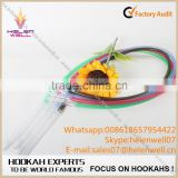 2015 Hot Selling Colourful Silicon Hookah Shisha Hose