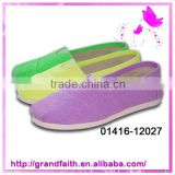 China Wholesale Custom canvas shoe woman