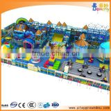 Commercial widely used fast production reasonable price ocean theme indoor soft play area